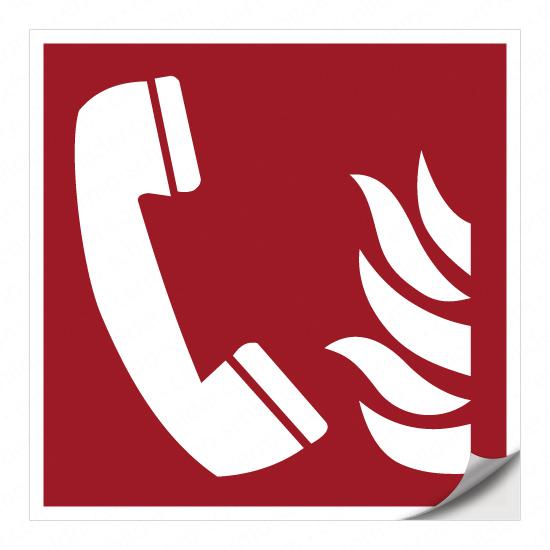 Brandmeldetelefon F006