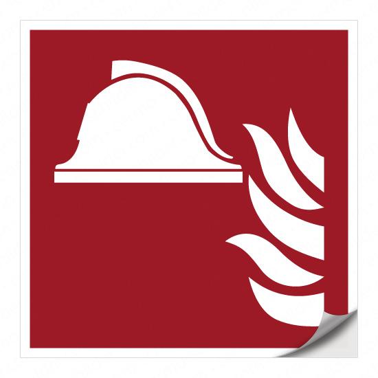 Mittel und Geräte zur Brandbekämpfung F004