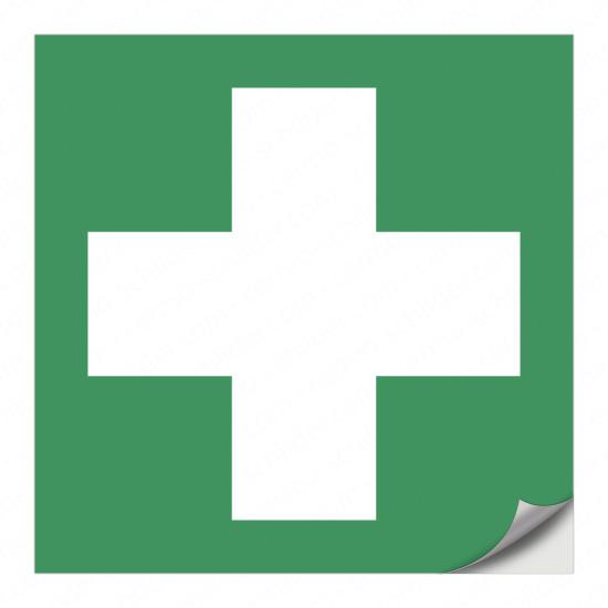 Erste Hilfe (mit Lichtkante)