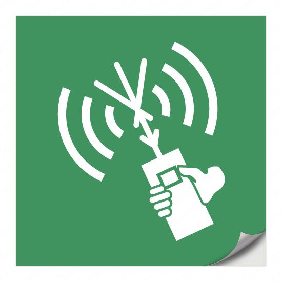 UKW-Sprechfunkgerät (Senden/Empfangen) E051