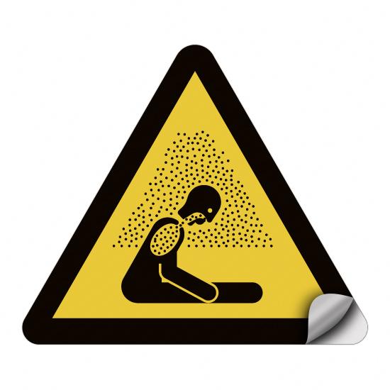 Warnung vor Erstickungsgefahr W041