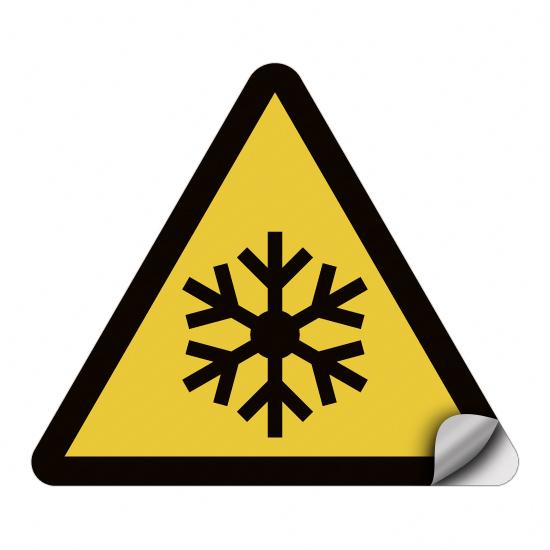 Warnung vor niedriger Temperatur/Frost W010