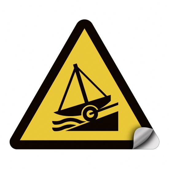 Warnung vor Slipanlage WSW002