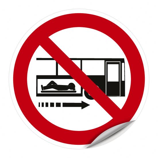 Aufenthalt in Ruheräumen während der Fahrt verboten