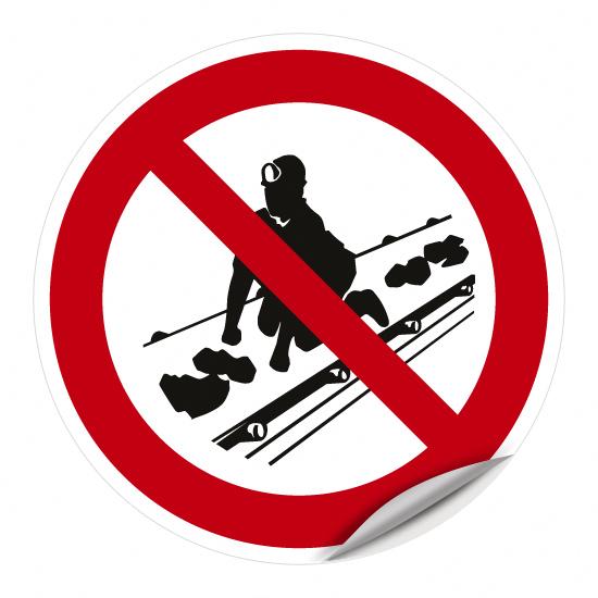 Bandfahrten verboten