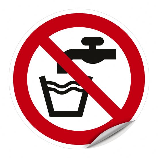 Kein Trinkwasser P005