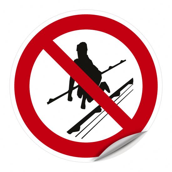 Personenbeförderung mit Stetigförderer verboten